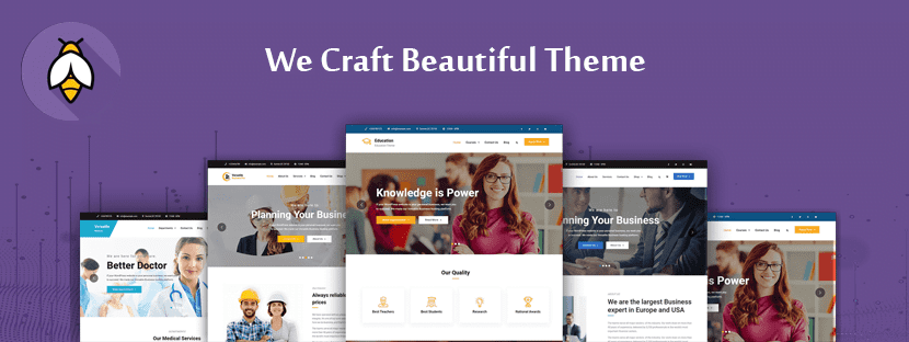 Versatile Business Pro- Multipurpose Modern WordPress Theme